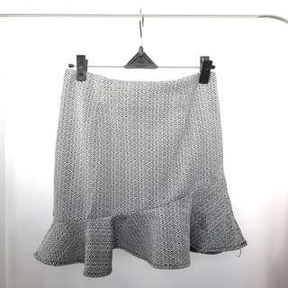 Skirt - Rok - Grey