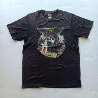 Aerosmith uniqlo band T-shirt