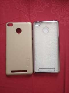 Hardcase dan Softcase Redmi 3s