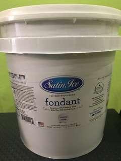 Satin Ice Fondant 10kg