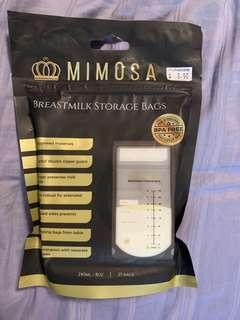 [BN]Mimosa Breastmilk Storage Bag