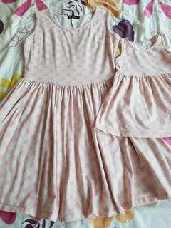 🚚 Mother-Daughter Twinning Dress