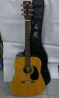 名匠木吉他一