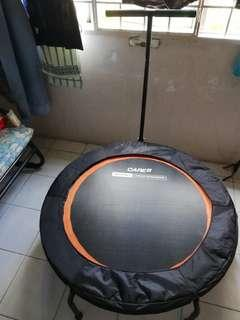 Care plus trampolin