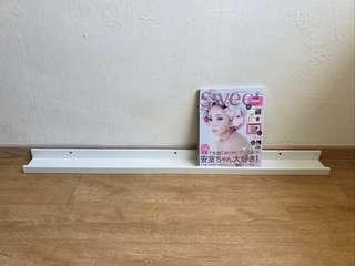 IKEA Ribba Picture Ledge Shelf (Not Mosslanda)