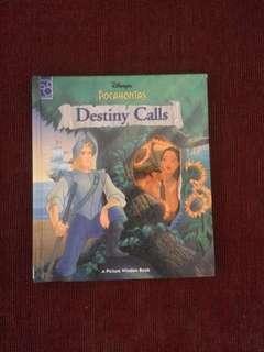 Dijual buku 'POCAHONTAS'