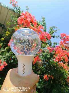 Gfriend Glass Marble Lightstick