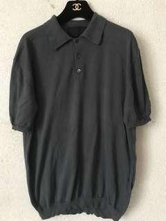 Prada cotton polo shirt
