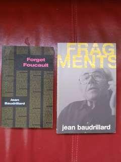 Baudrillard Books