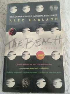 The Beach by Alex Garland (Signed Copy)