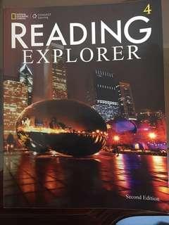 🚚 Reading Explorer 4