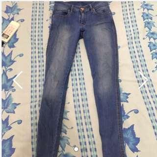 POSTING ULANG zara skinny jeans