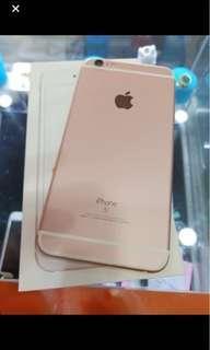 iPhone6S.64G.玖瑰金.9成新