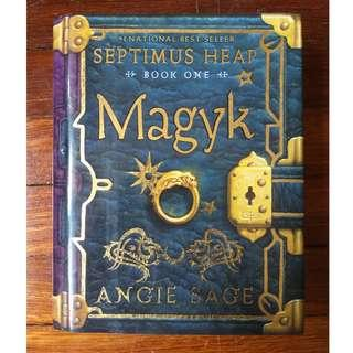 Septimus Heap: Magyk by Angie Sage