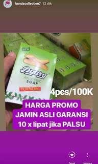 Promo pyary 4pcs/100K