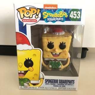 BNIB Funko Spongebob