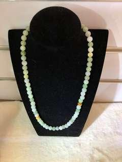 Jade Necklace (75g)