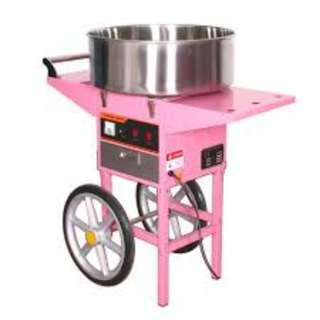 Candyfloss machine for sale