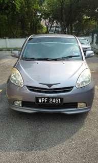 Perodua Myvi 1.3 Auto 2006 Tip Top Condition RM 13900