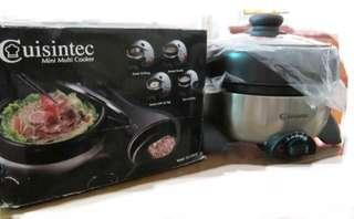 Cuisintec Multi Mini Cooker 多功能小型電蝸
