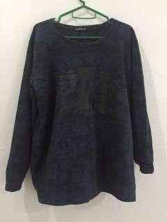 Sweatshirt plus size