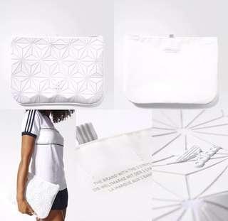 🚚 ✅INSTOCK Adidas 3D Clutch Bag