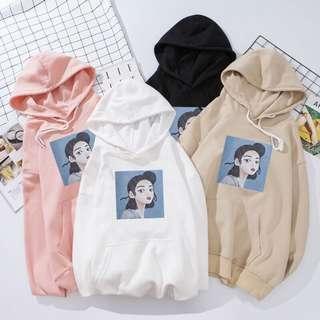 Korean Hoodies Sweater