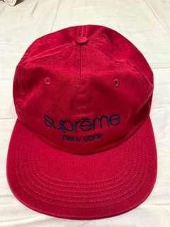 全新正品 Supreme 帽子