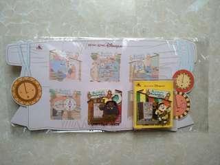 香港迪士尼游戏小珍宝徽章
