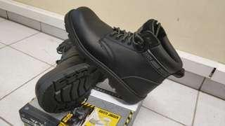 SAFETY JOGGER X1100N Shoes Sepatu 43 10 Steel Toe Work Boots not redwing timberland