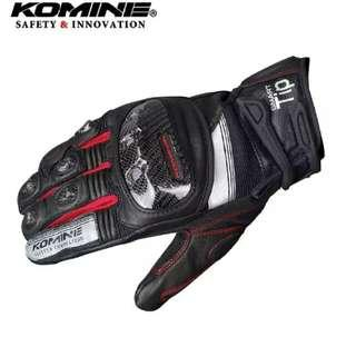 Authentic GK193 motorcycle leather glove