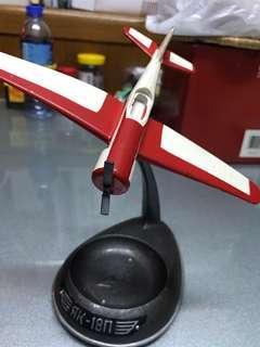 蘇聯舊戰機擺設