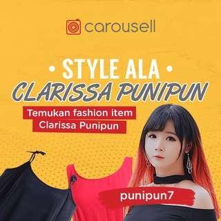 Style Ala Clarissa Punipun