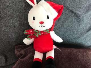 🚚 Beautiful nice Christmas rabbit