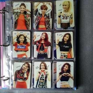 Twice TSB fullset photocard