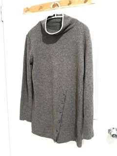 🚚 長版薄毛衣