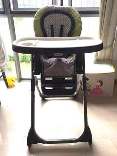 Graco 4in1 Baby High Chair