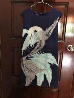 🚚 Blu dress