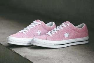 converse one star 粉(US4.5)