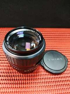 Rare - Pentax SMC 50mm F1.2 K mount