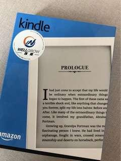 Amazon Kindle 白色款