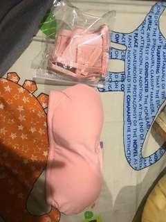 🚚 ➰全新➰ 粉色平口內衣(可裝肩帶)