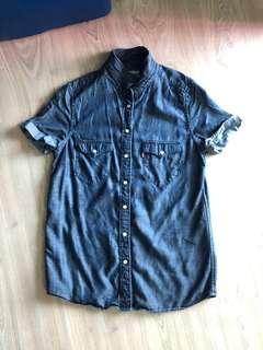 Levi's Denim Shirt (Women)