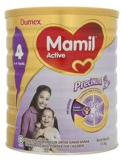Dumex milk powder 1.5kg