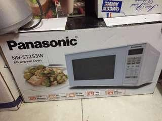 New Panasonic Microwave Oven