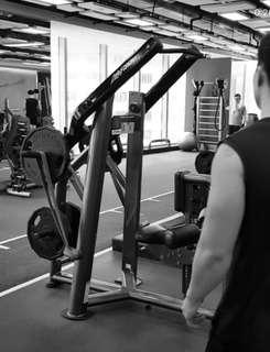Vacancy: Committed, Active Male Gym Buddy (paid tasks, venue = gym)