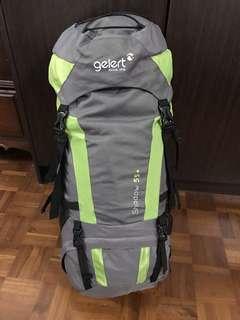 Gelert Shadow 55+5L bagpack/rucksack