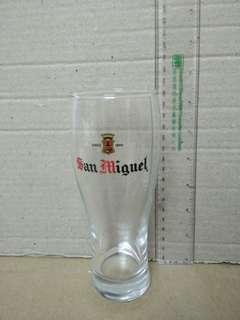 生力啤酒杯 全新 16cm高