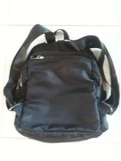 Ladies Black Backpack