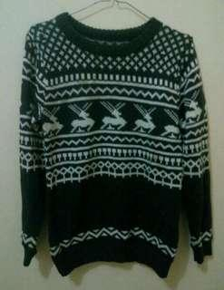 Sweater Rajut Tribal Unisex